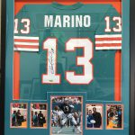 Dan Marino mementos
